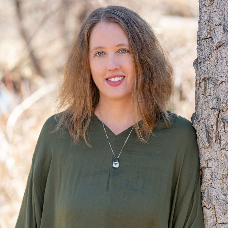 Alison K. McQueen, MA, LPC, ATR is a practitioner on Psychedelic.Support