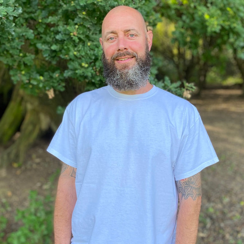 Daniel Parry, MBACP is a practitioner on Psychedelic.Support