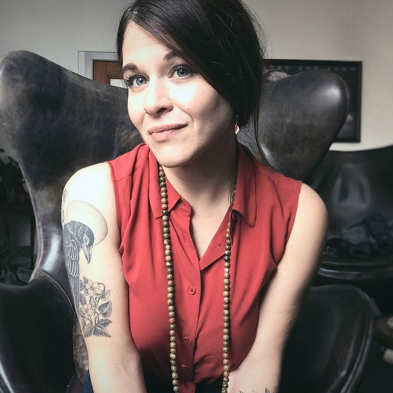 Kristin Fialko, MA, LMFT is a practitioner on Psychedelic.Support