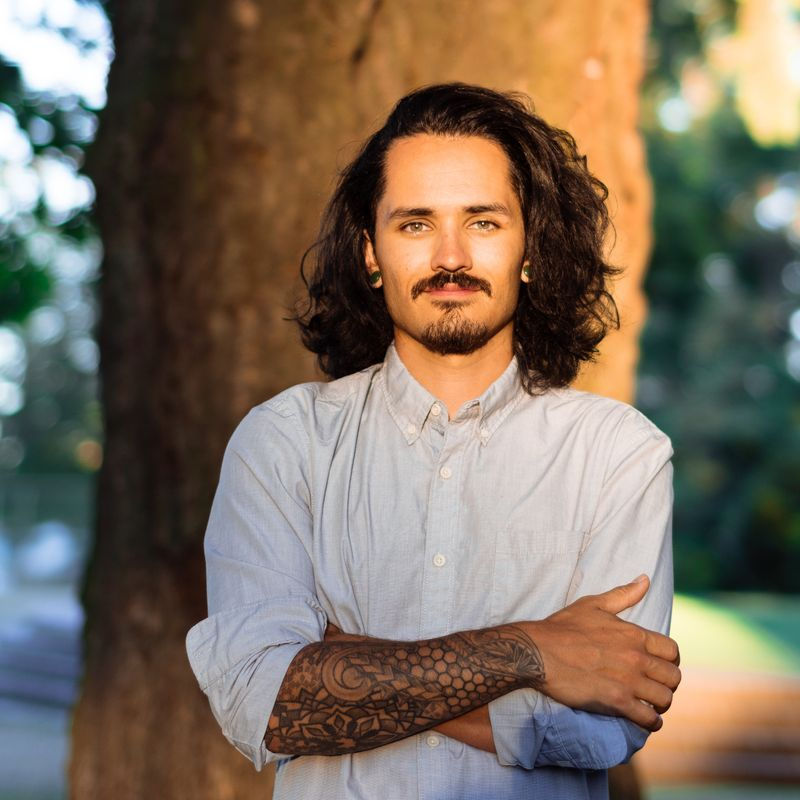 Niko McGee, LPC, MA, CADC-r is a practitioner on Psychedelic.Support