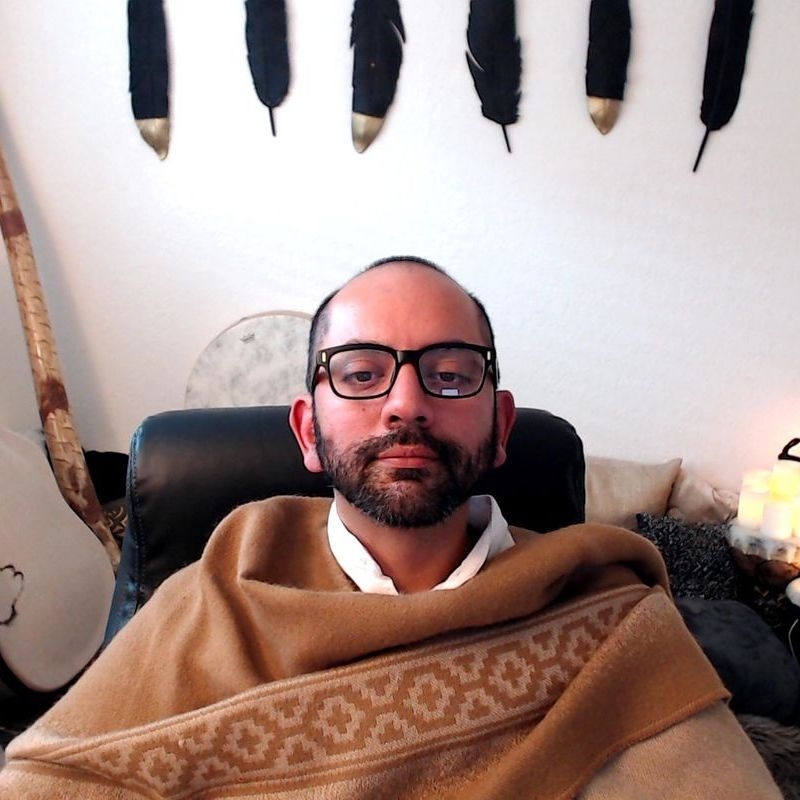 Orlando Zuniga, LMFT is a practitioner on Psychedelic.Support