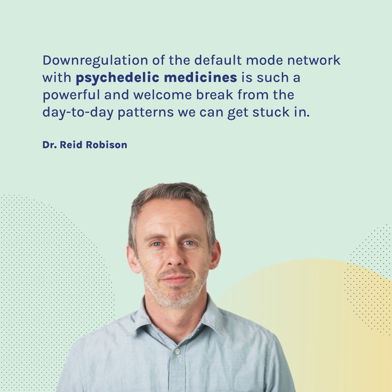 Reid Robison, MD, MBA is a practitioner on Psychedelic.Support