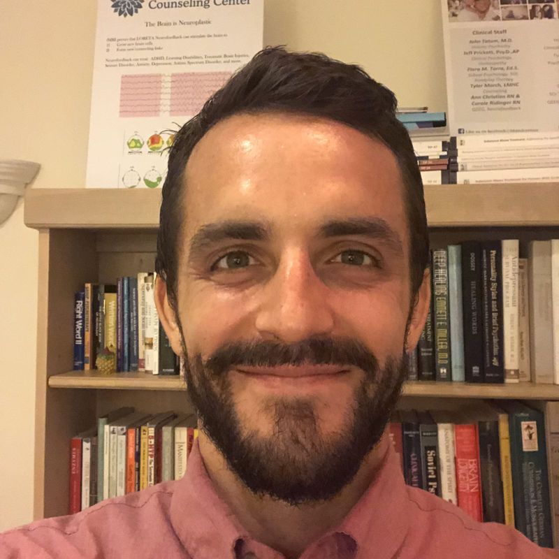 Tyler March, MS, LMHC is a practitioner on Psychedelic.Support