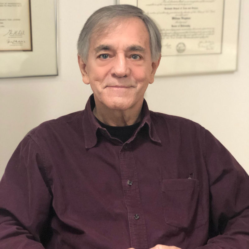 William Vingiano, PhD is a practitioner on Psychedelic.Support